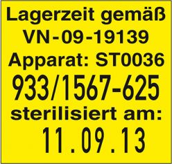 29 X 28 Steri Lager 2013