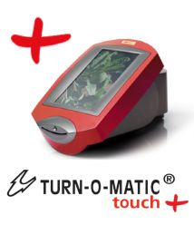 Turn-O-Matic touch+
