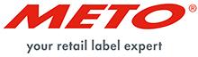 Meto Logo mit Claim