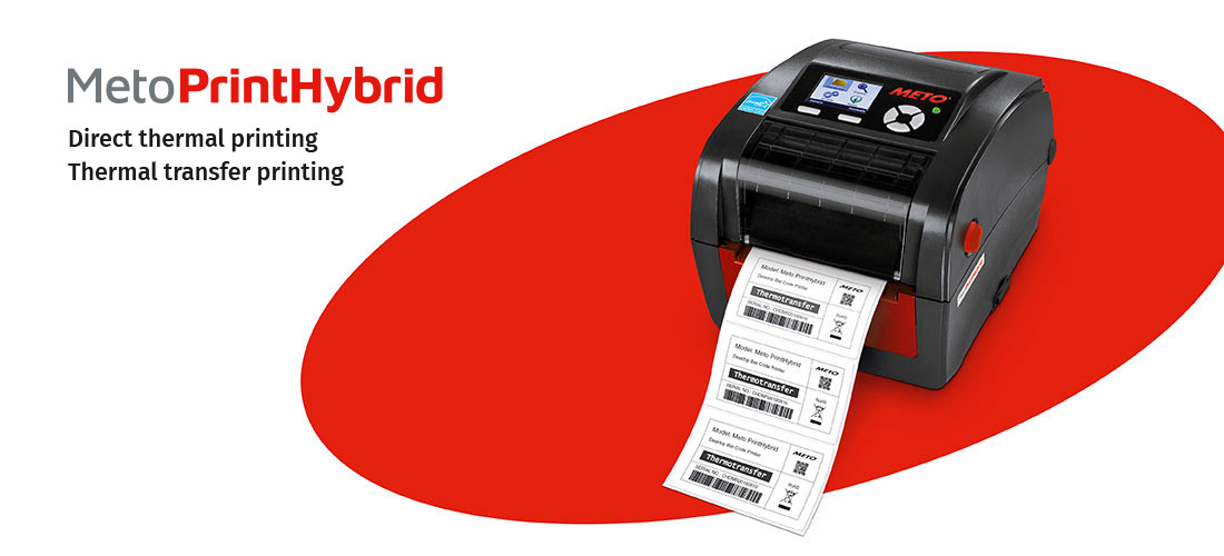 Meto Print thermal printers - plenty of perks into the bargain!