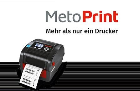 Logo Meto Print