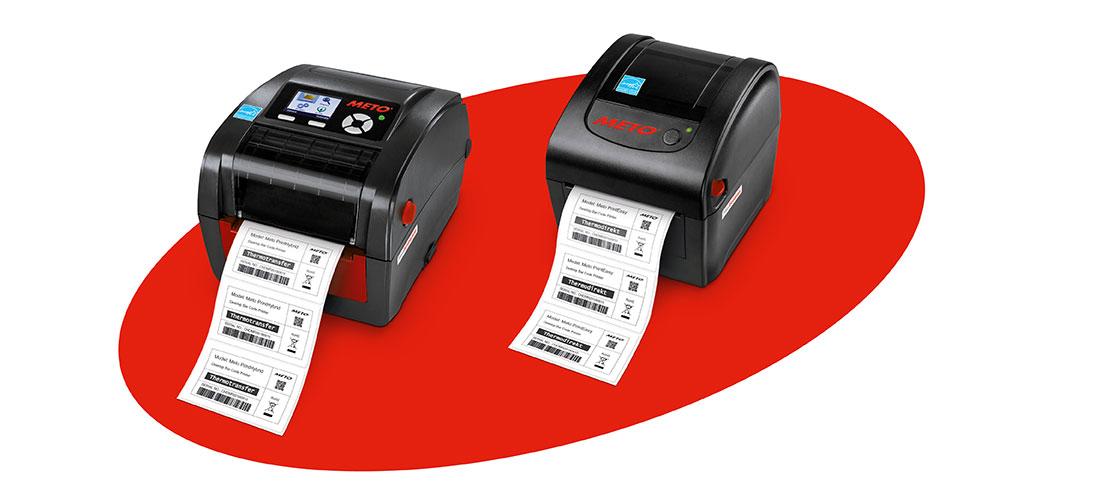 The Meto Print printers